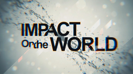 Impact On The World 「KAMON」