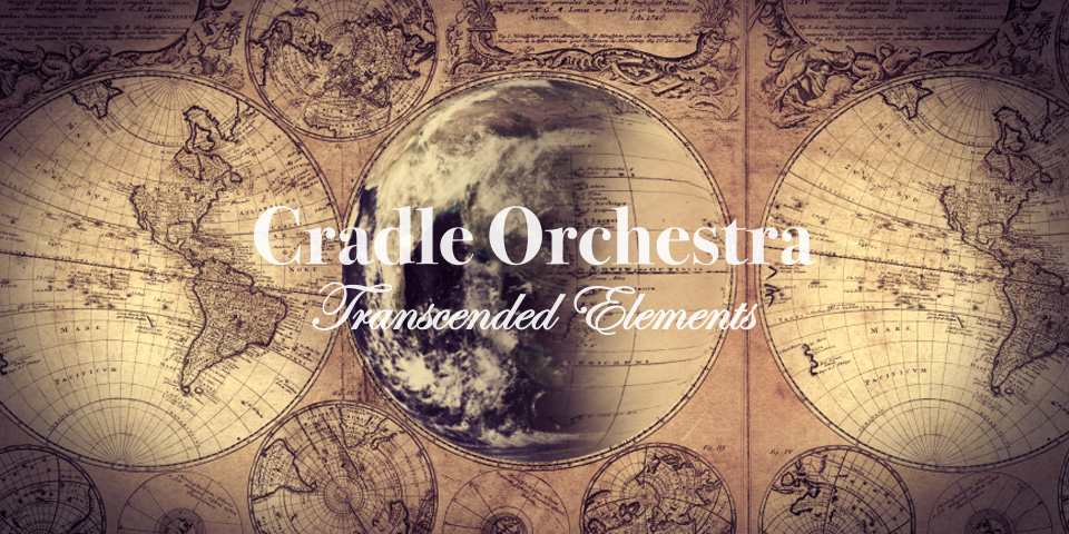 Cradle Orchestra 2nd Album/ Tarnscended Elements TVCM 15spot