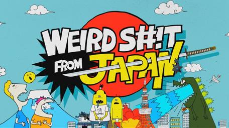 WEIRD S#!T FROM JAPAN